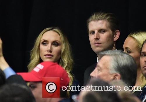 Lara Trump, Eric Trump and Donald Trump Jr. 6