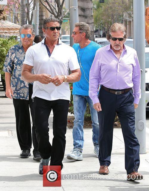 Sylvester Stallone 1