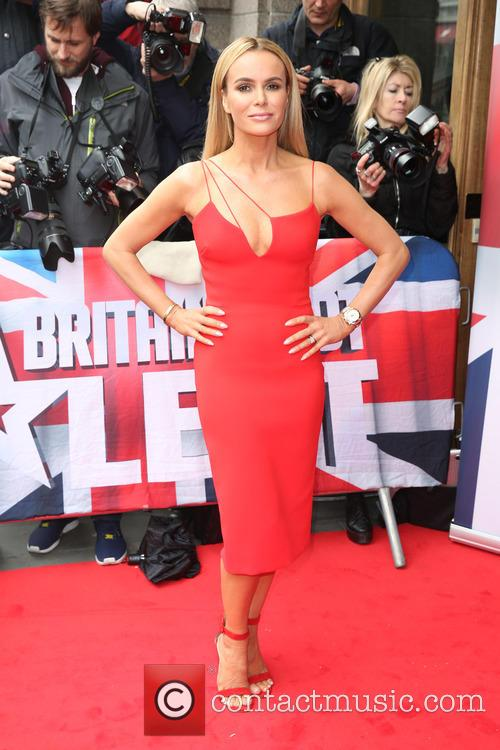 Is Amanda Holden Set To Quit 'Britain's Got Talent' For 'Wild At Heart' Return?