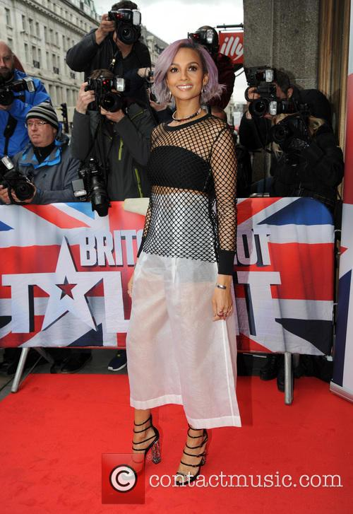 Alesha Dixon Slammed For 'Racism' During 'Britain's Got Talent'