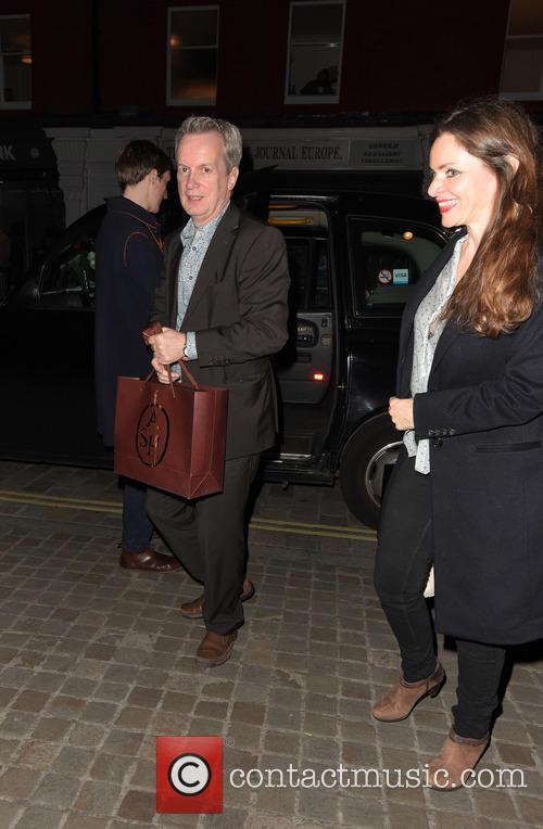 Frank Skinner and Cath Mason 1