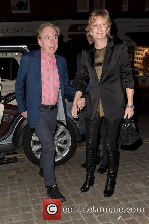 Andrew Lloyd Webber and Madeleine Gurdon 4