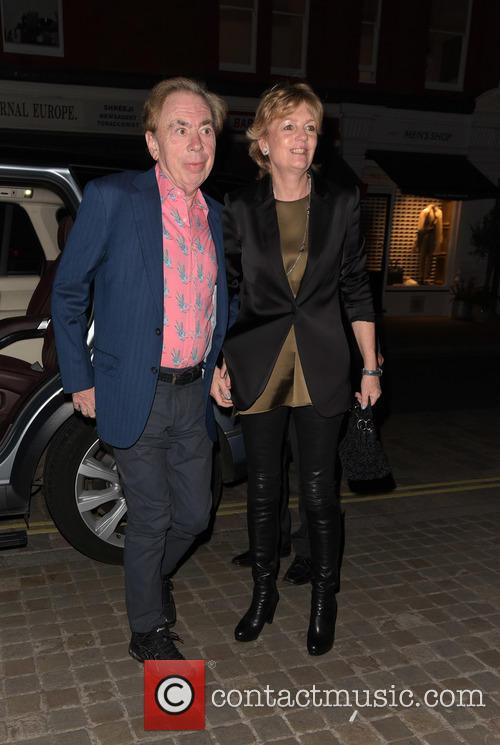 Andrew Lloyd Webber and Madeleine Gurdon 5