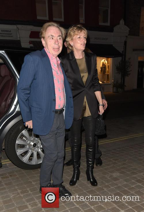 Andrew Lloyd Webber and Madeleine Gurdon 6