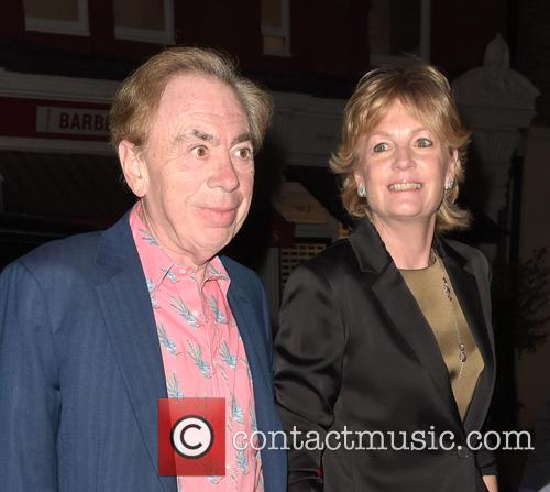 Andrew Lloyd Webber and Madeleine Gurdon 9