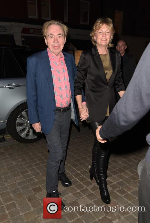 Andrew Lloyd Webber and Madeleine Gurdon 10