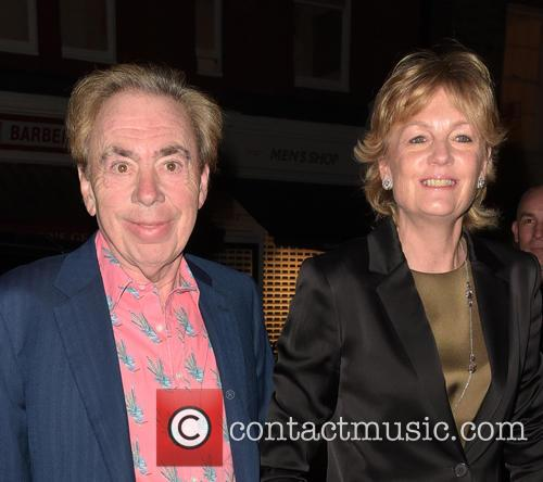 Andrew Lloyd Webber and Madeleine Gurdon 11