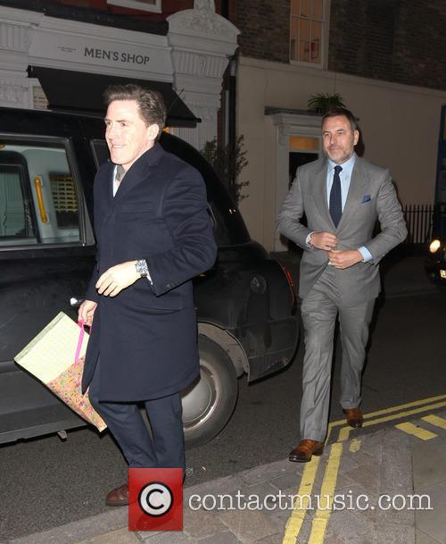 David Walliams and Rob Brydon 2