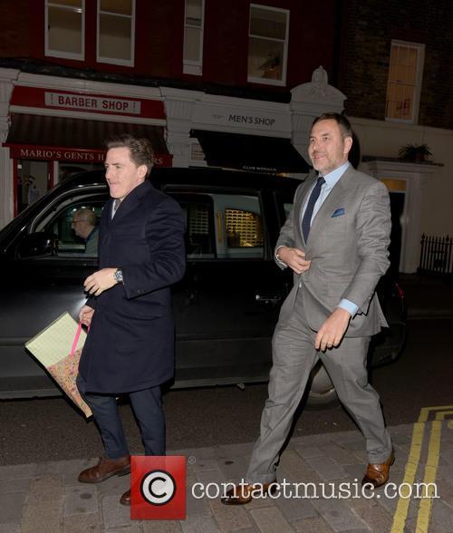 David Walliams and Rob Brydon 7