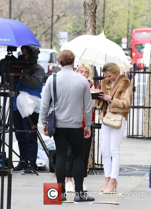 Made in Chelsea Filming