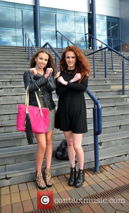 Carla Stars, 23 and Bella Seeth 21 From Glasgow 1