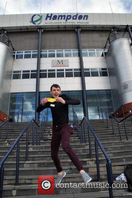 Steffan Mcgechie 22 From Falkirk 2