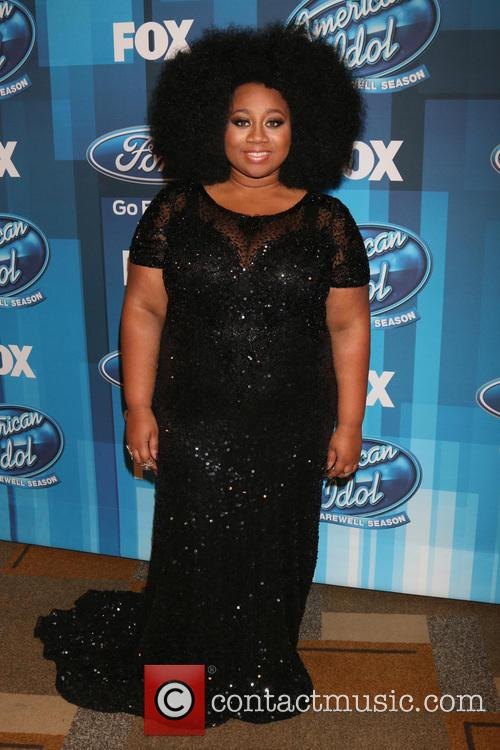 American Idol and La'porsha Renae 2