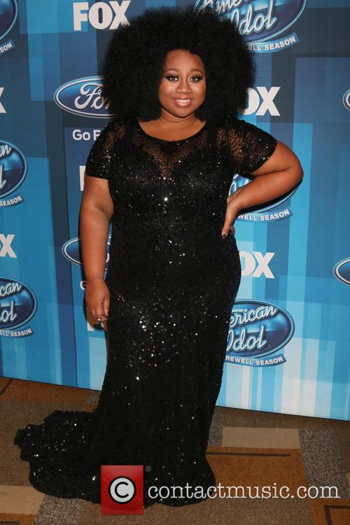American Idol and La'porsha Renae 3