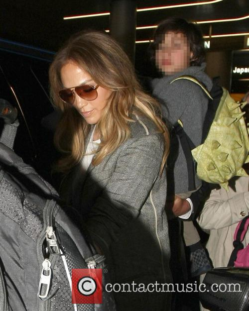 Jennifer Lopez and Maximilian David Muñiz 4