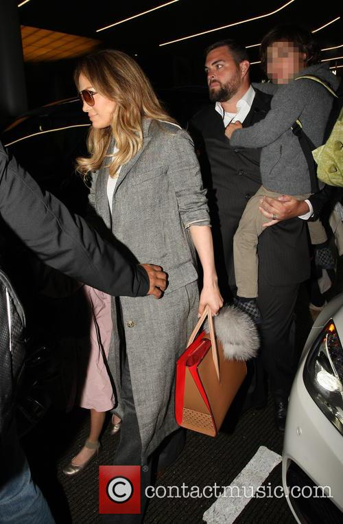 Jennifer Lopez and Maximilian David Muñiz 8