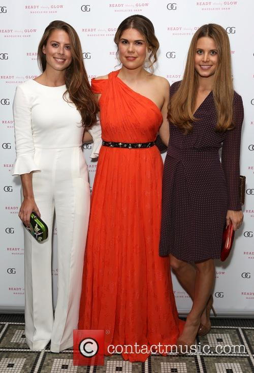 Irene Forte, Madeleine Shaw and Lydia Forte 4