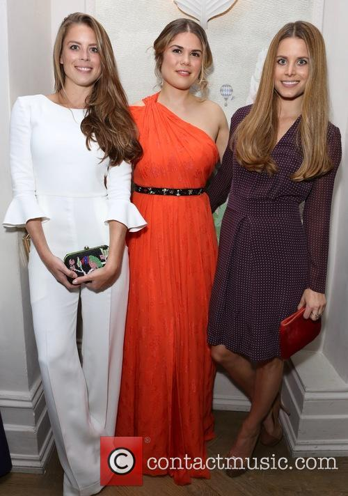 Irene Forte, Madeleine Shaw and Lydia Forte 6