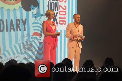 Denise Van Outen and Mark Heyes 3