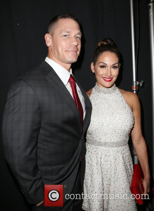 John Cena and Nikki Bella 2