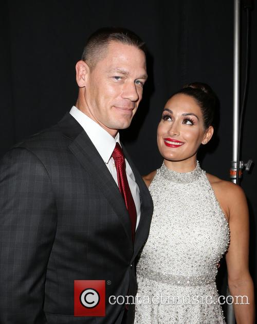 John Cena and Nikki Bella 3