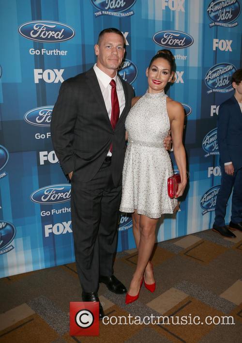 John Cena and Nikki Bella 4