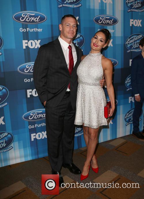 John Cena and Nikki Bella 5
