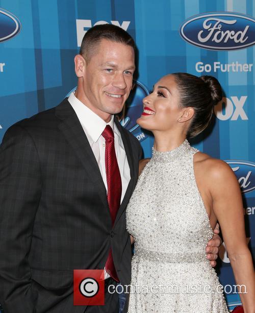 John Cena and Nikki Bella 7