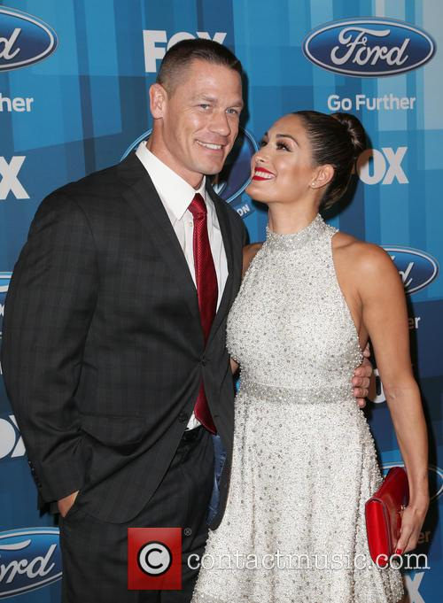 John Cena and Nikki Bella 8