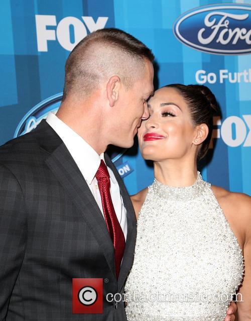John Cena and Nikki Bella 10