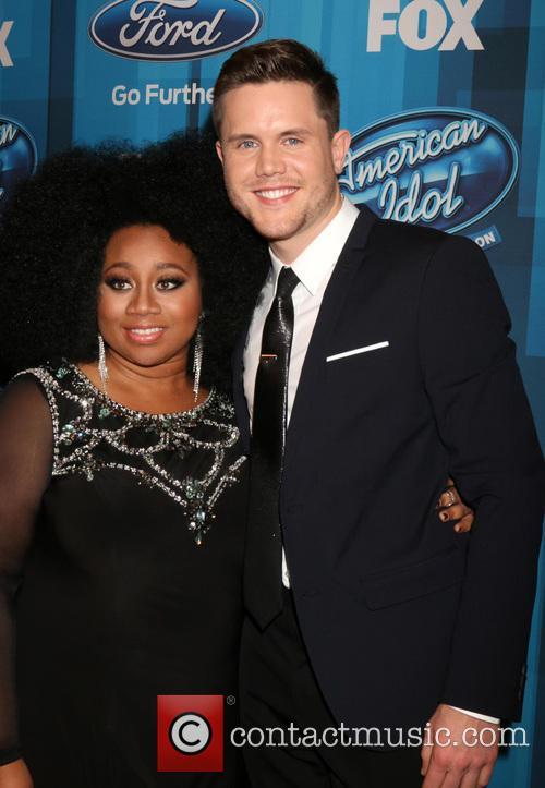 American Idol, La'porsha Renae and Trent Harmon 2