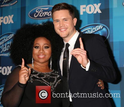 American Idol, La'porsha Renae and Trent Harmon 3