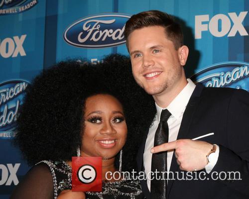American Idol, La'porsha Renae and Trent Harmon 4