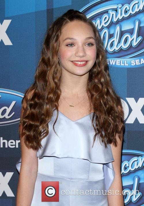 American Idol and Maddie Ziegler 2