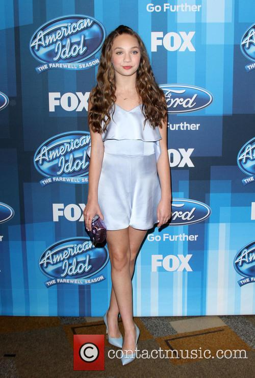 American Idol and Maddie Ziegler 5