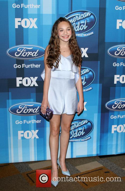 American Idol and Maddie Ziegler 8