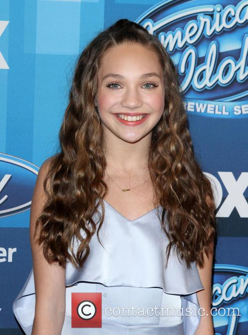 American Idol and Maddie Ziegler 11