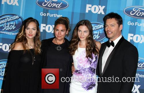 Harry Connick, Jr., Wife Jill Goodacre and Family 4