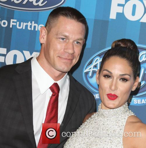 John Cena and Nikki Bella 1