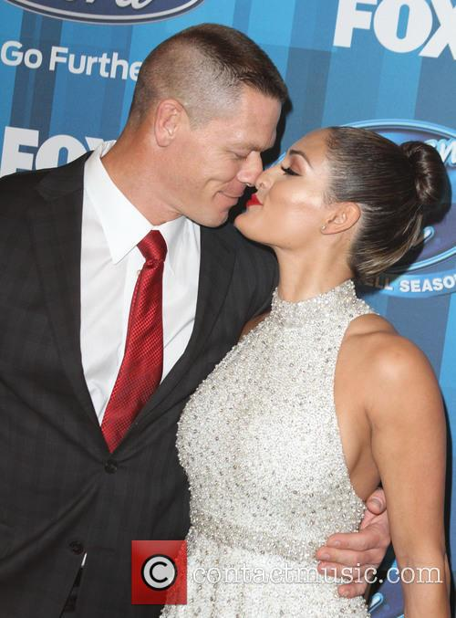 John Cena and Nikki Bella 2