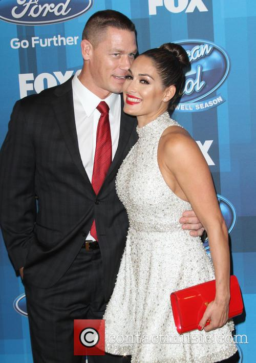 John Cena and Nikki Bella 3