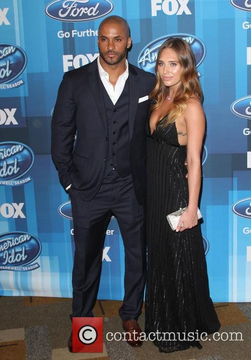 Ricky Whittle and Carley Stenson 4