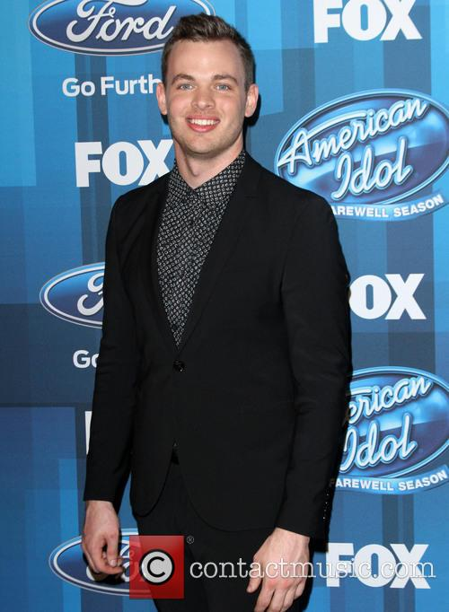 Clark and American Idol 1