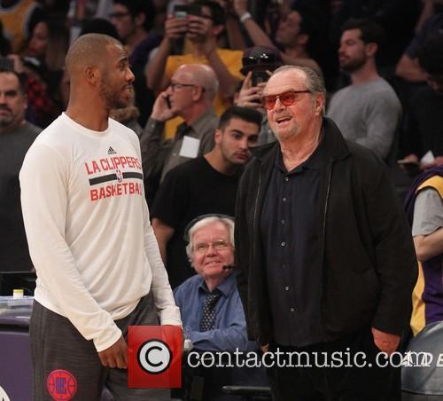 Jack Nicholson and Chris Paul 3