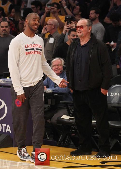 Jack Nicholson and Chris Paul 4