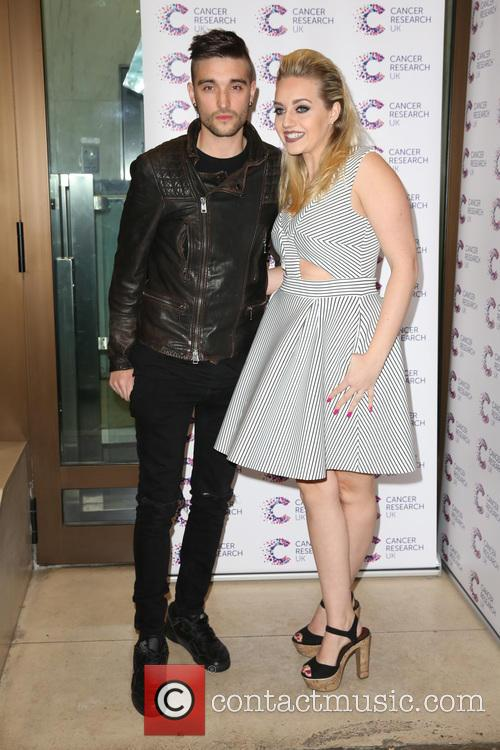 Tom Parker and Kelsey Hardwick 1