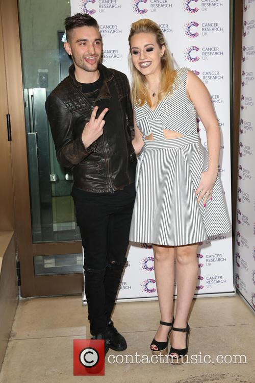 Tom Parker and Kelsey Hardwick 2