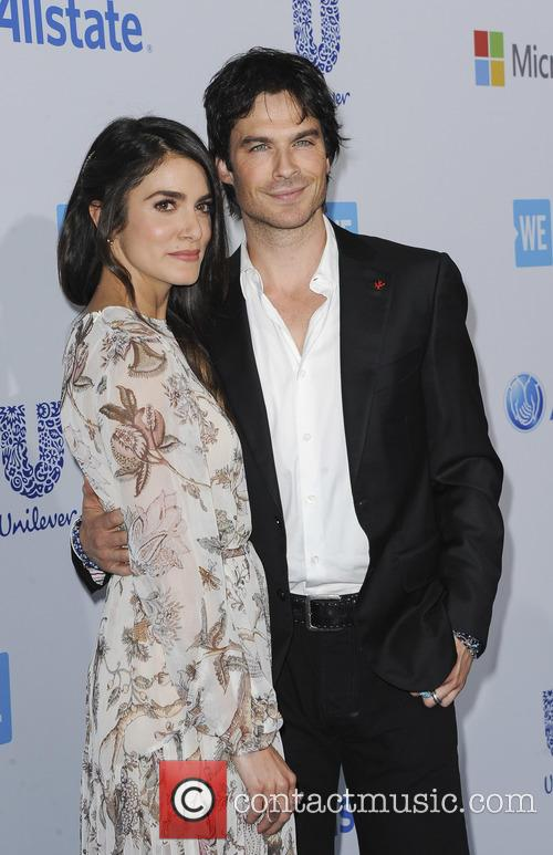 Nikki Reed and Ian Somerharder 2