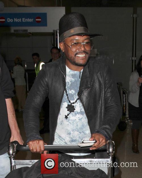 The Black Eyed Peas, Apl.de.ap and Allan Pineda Lindo 6