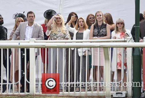 Kirsty Leigh Porter, Jamie Lomas, Jessica Fox and Stephanie Waring 2